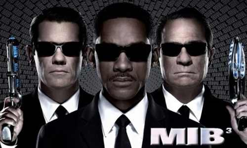 Men In Black 3 .. Trailer