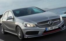 Η νέα Mercedes A-Class!
