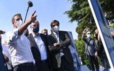 ΔΕΘ 2021 - Μητσοτάκης: Κεντρική επιλογή της κυβέρνησης οι νεοφυείς επιχειρήσεις