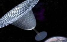 Δορυφόρος- λουλούδι που στέλνει ενέργεια στη Γη