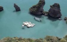 Ο πλωτός κινηματογράφος με την πιο… υπέροχη θέα στον κόσμο