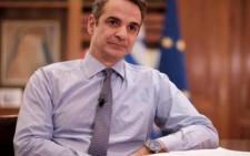 Συζήτηση του Πρωθυπουργού Κυριάκου Μητσοτάκη με τον Matthew Kaminski στο πλαίσιο του Web Summit της Λισαβόνας