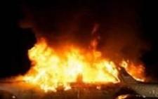 Πυρκαγιά σε Ι.Χ στο Ηράκλειο